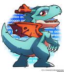 Random - Dracomon