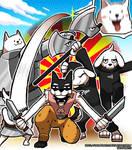 Random - Dogyu Force (Undertale)