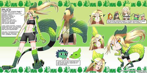 Silica (OC) Character Sheet