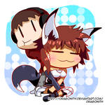 Streaming Raffle: WolfDesigner10