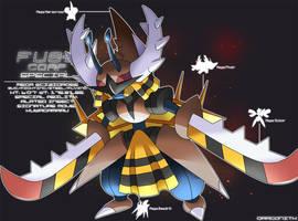 F.U.S.E Corp Special: Mega Scizidross