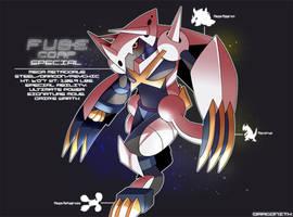 F.U.S.E Corp Special: Mega Metagorus