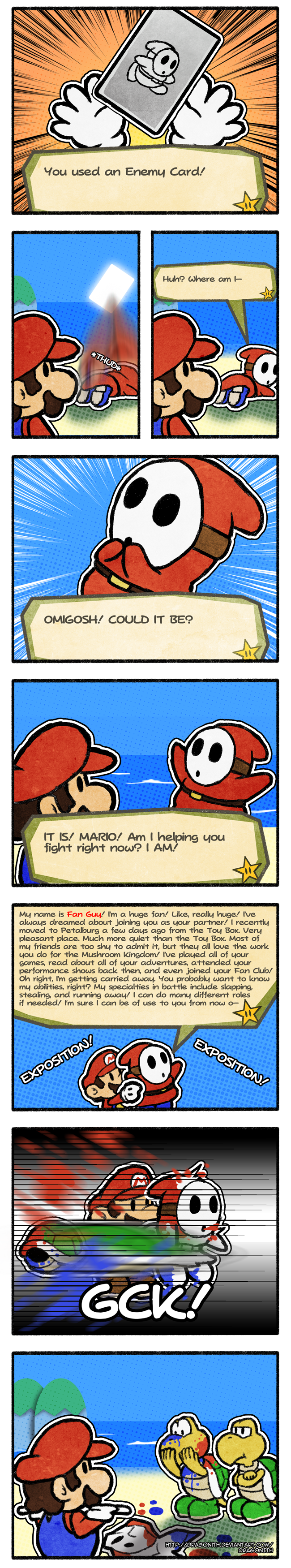paper mario partners by dragonith on deviantart