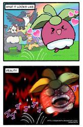Pokemon - Bounsweet