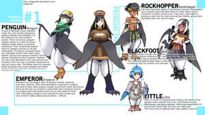 Monster Musume+: Penguin Species