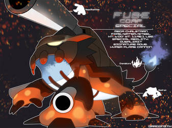 F.U.S.E Corp Special: Mega Chalstran by Dragonith