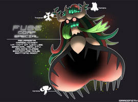 F.U.S.E Corp Special: Revareena by Dragonith