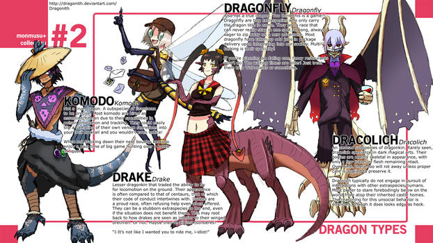 Monster Musume+: Dragon Species