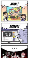 ARMS. by Dragonith