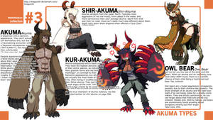 Monster Musume+: Akuma Species