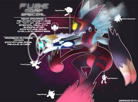 F.U.S.E Corp Special: Mega Sagarme X by Dragonith