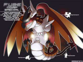 F.U.S.E Corp Special: Mega Dozardoom by Dragonith