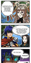 FE Heroes: Young Mercenary Ike