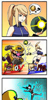 Super Smash Strikers Charged