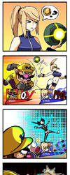Super Smash Strikers Charged by Dragonith