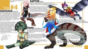Monster Musume+: Dinosaur Species