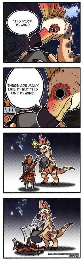 MH: W - The Dodo's Creed
