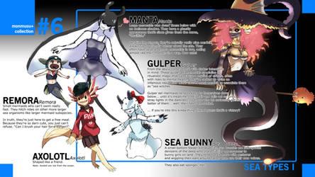 Monster Musume+: Sea Species I