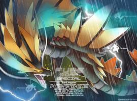 F.U.S.E Corp Special: Rayaera by Dragonith