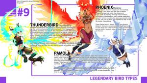 Monster Musume+: Legendary Bird Species