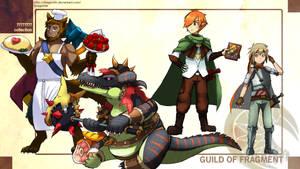 Adventurer Girl: Guild Members III