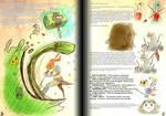 Adventurer Girl: First Run Page 5-6