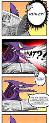 SSBU - Ridley by Dragonith