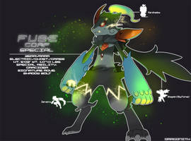 F.U.S.E Corp Special: Zeraymara by Dragonith