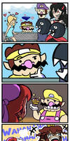 Super Crown 4: Wario's Revenge by Dragonith