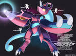 F.U.S.E Corp Special: Mega Porygen-YZ by Dragonith