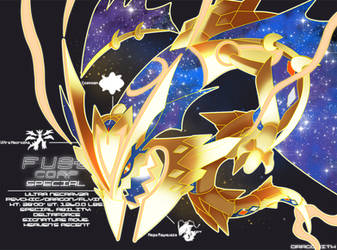 F.U.S.E Corp Special: Ultra Necrayza by Dragonith