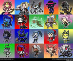 Chibi Compilation #12