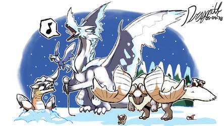MH: W - New Iceborne Friends