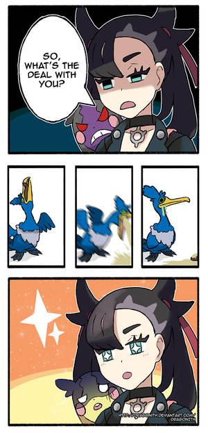 Pokemon - Cramorant