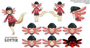 Lottie Character Sheet