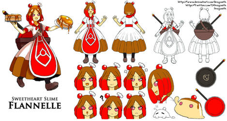 Flannelle Character Sheet (New)