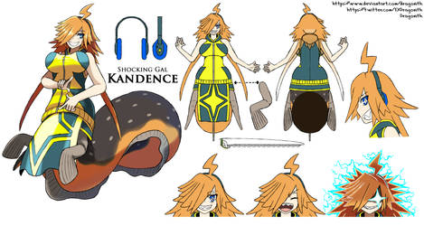 Kandence Character Sheet (New)