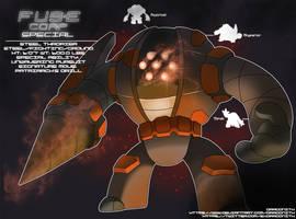 F.U.S.E Corp Special: Steel Throrier