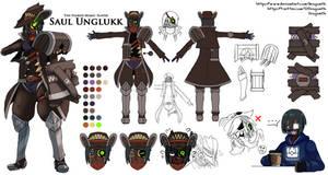 Saul Unglukk Character Sheet