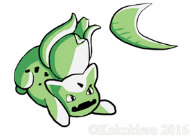 Bulbasaur by KokoKiero