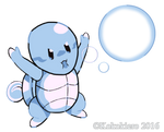Squirtle by KokoKiero