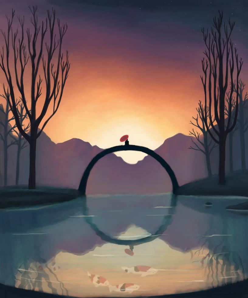 Reflection by KokoKiero