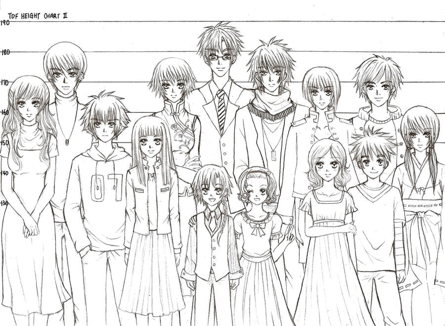 6 Foot Tall Anime Characters : Scenic route page bittersweet candy bowl