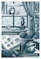 Finding Beauty: Scene I - Confronting Paralysis by hakuyukiko