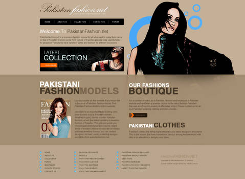 Pakistan Fashion 2