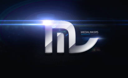 MediaLinkers Logo Wallpaper 2