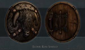 Elder Rim Shield by 9thKnight