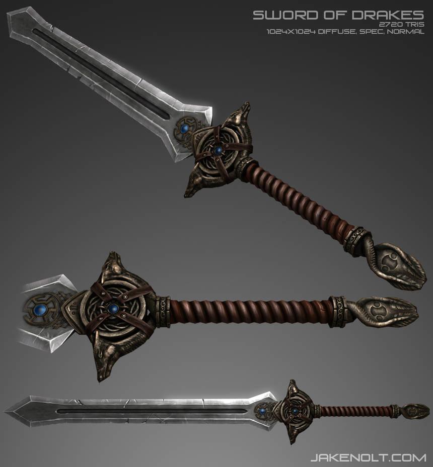 Sword of Drakes