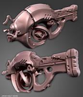Gravity Gun Sculpt