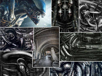 Giger Reference